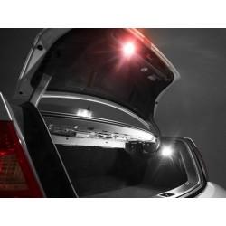 Diodo emissor de luz da bagageira Mercedes Benz Classe SLK E CLK ML C w210 w211 w212 w202 w203 w204 w208 w209 w163 w16