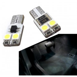 Led feet for Mercedes Benz A-Class SLK E CLK ML C w210 w211 w212 w202 w203 w204 w208 w209 w163 w16