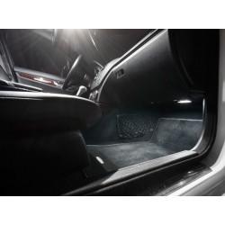 Leds pés para Mercedes Benz Classe SLK E CLK ML C w210 w211 w212 w202 w203 w204 w208 w209 w163 w16