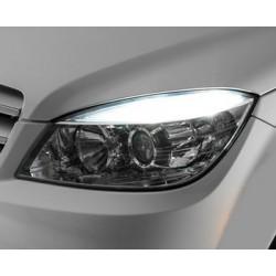 Leds posição para Ford Focus, Mondeo Festa Kuga C-Max Ka Puma Serra Galaxy