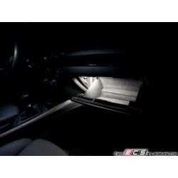 Diodo emissor de luz porta-luvas Ford Focus, Mondeo Festa Kuga C-Max Ka Puma Serra Galaxy