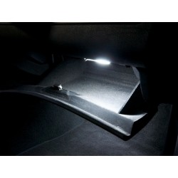 Ampoule LED pour la boîte à gants W5W / T10