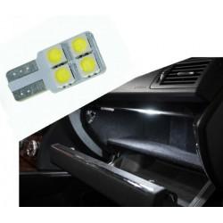 LED-lampe für handschuhfach W5W / T10