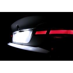 Wand-und deckenlampen LED kennzeichenbeleuchtung BMW Serie 3 E90 / E91 / E92 / E93 (2005-2014)