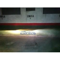 Lâmpadas H8 efeito xenon (5000ºk)