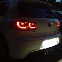 Soffit LED of registration for Volkswagen Scirocco (2007-2014)