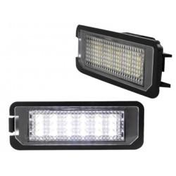 La retombée de plafond LED d'enregistrement pour Volkswagen Scirocco (2007-2014)