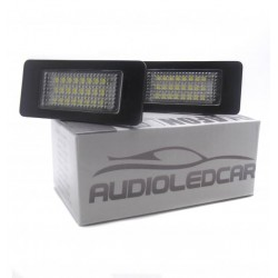 Painéis LED de matrícula Mini R55 Clubman (2007-2011)