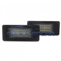 La retombée de plafond LED de scolarité Mini R55 Clubman (2007-2011)