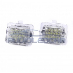 Del soffitto del LED di registrazione Mercedes-Benz Classe E W212 (2010-2014)