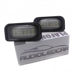 Plafones de matrícula LED para Toyota Prius (2009-2015)