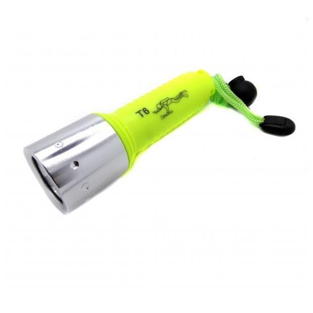 Lanterna de mão para mergulho - Tipo 6