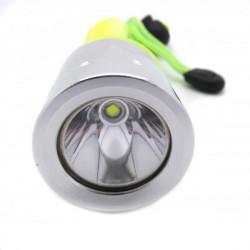 Lampe-torche de plongée de Type 6