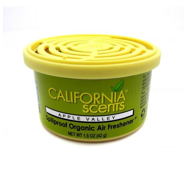 Ambientador cheiro de Maçã - Califórnia Scents