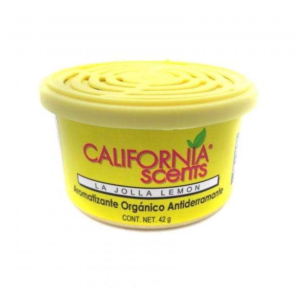 Désodorisant, parfum de Citron - California Scents