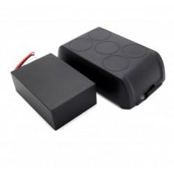 Akku - 5300mA für GPS laptop, Typ 4