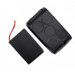 Batería de 2400mA para GPS portatil Tipo 4