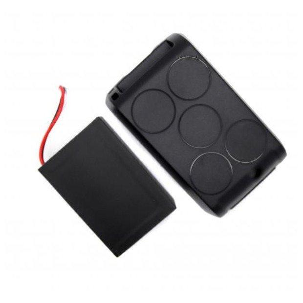 Battery of 2400mA for portable GPS Type 4