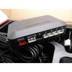 Capteurs de stationnement arrière avec écran acoustique