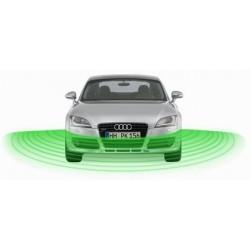 Sensores de estacionamento para instalar em Rádio-Navegadores