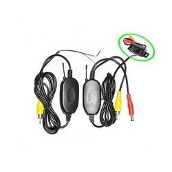 Antenas sem fio de kit para câmera de visão traseira