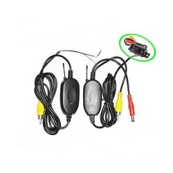 Kit wireless antennas for rear view camera