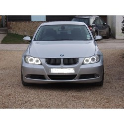 Kit eyes angel in LED 20W for BMW E90 / E91 LCI - Type 9