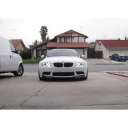 Kit de yeux d'ange LED 20W pour BMW E90 / E91 LCI - Type 9