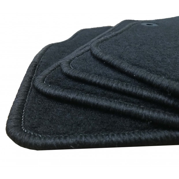 Floor Mats Nissan Primastar 2/3 Seats (2013+)