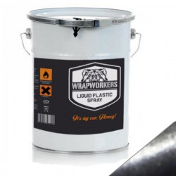 Pintura de vinil líquido Antracite Metalizado (4 litros)