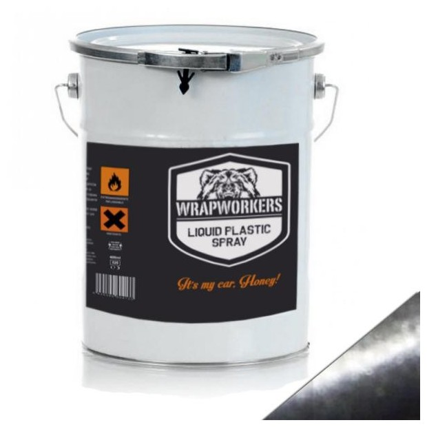 Painting vinyl liquid Anthracite Metallic (4 liters)