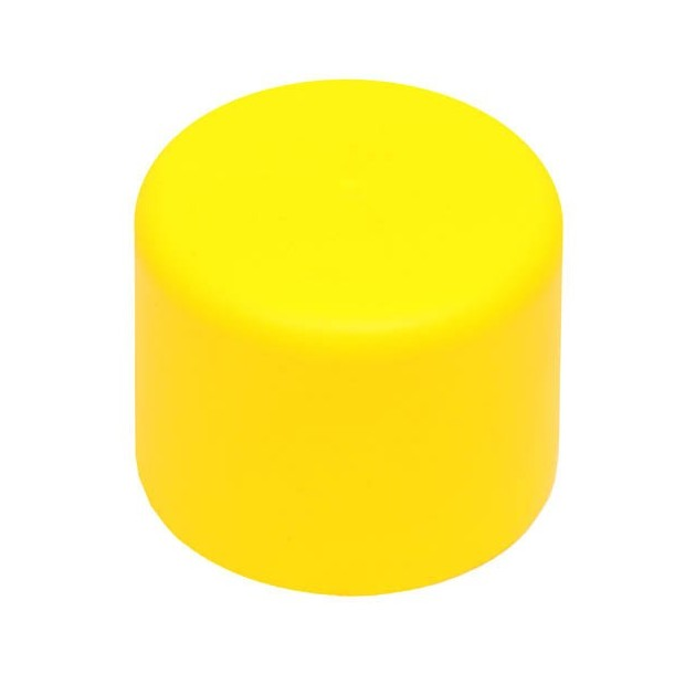Pintura de vinilo líquido Amarillo Mate (4 litros)