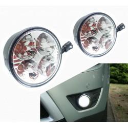 Luzes diurnas de dia diodo EMISSOR de luz redondas homologadas - Tipo 2