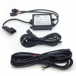 Feux de feux de jour à jour à LED rond certifié de Type 2