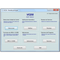 Vag Com Hex-Net Espagnol