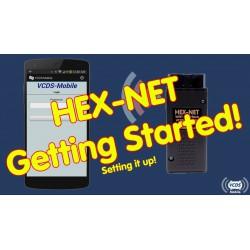 Vag Com Hex-Net Español