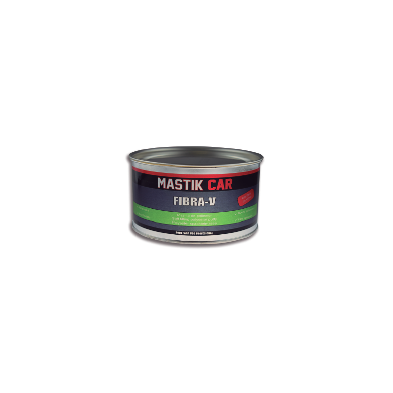 Putty Polyester Mastik Car Fiber-V
