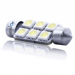 Ampoule LED c5w / feston 36-39 mm - TYPE 6