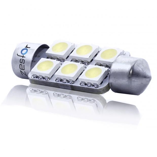 Ampoule LED c5w / feston 36-39 mm - TYPE 6
