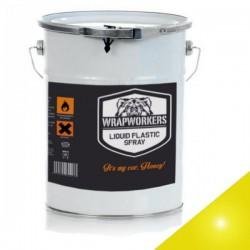 Pintura de vinilo líquido Oro Metalizado (4 litros)