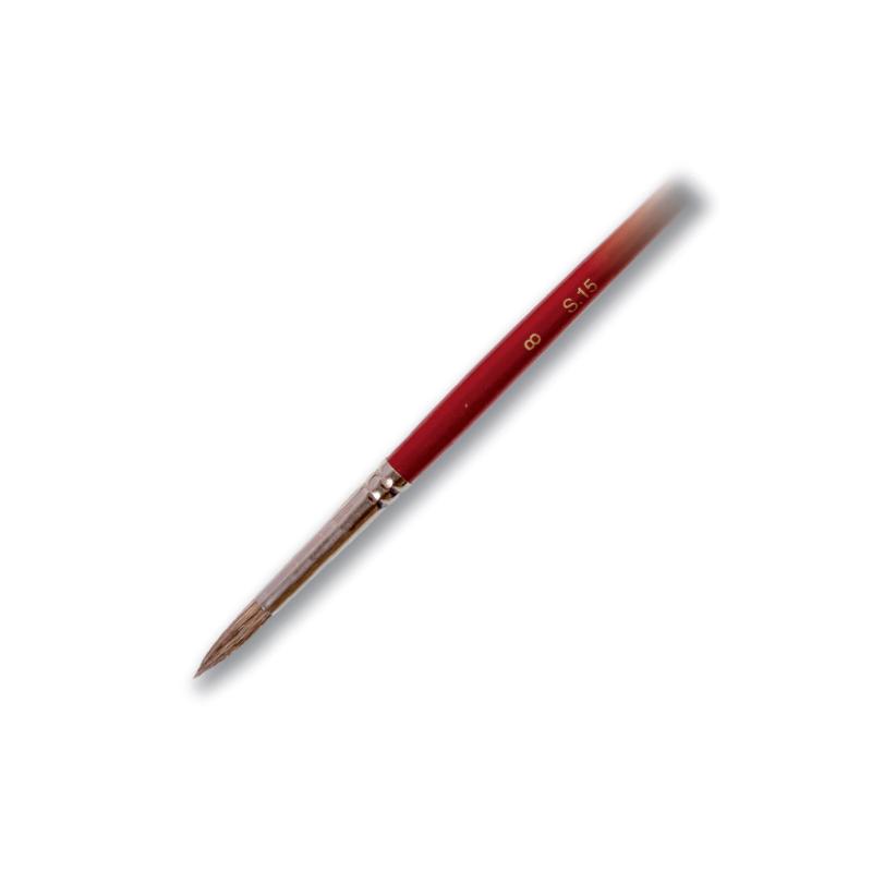 Pincel de Retoque Orelha de Boi - Disolcolor