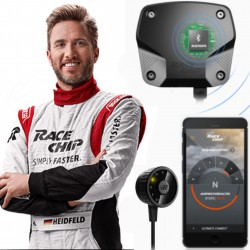 RaceChip Electronic Pedal XLR connect APP