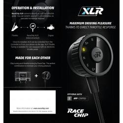 RaceChip Électronique Pédale XLR pour connecter une APPLICATION