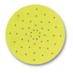 Schleifscheibe Rhynogrip Yellow Line 225 mm