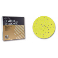 Abrasive disc Rhynogrip Yellow Line 225 mm