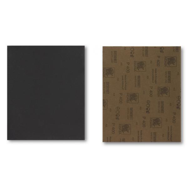 Blatt Schleifpapier in wasser Rhynowet White Line 230x280 mm