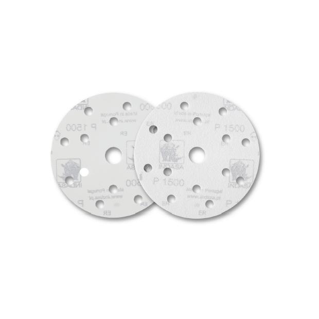 Polimento Passo 1: Disco Abrasivo para polimento 150 mm - Retificação de pintura