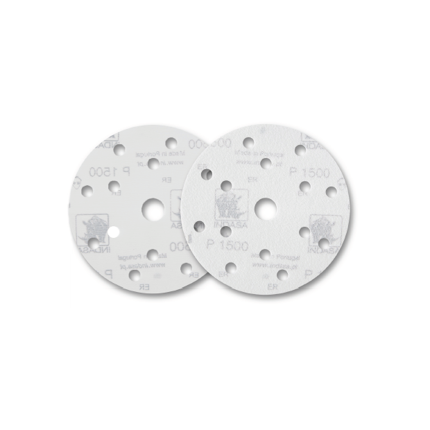 Polishing Step 1: Abrasive Disc for polishing 150 mm - Correction of the paint