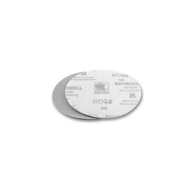 Polishing Step 2: sanding Disc for pre-polishing 150 mm (optional)