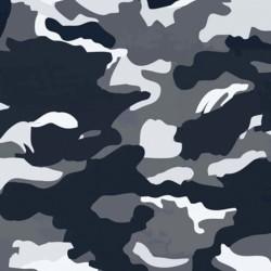 film hidroimpresión Camouflage Arctique